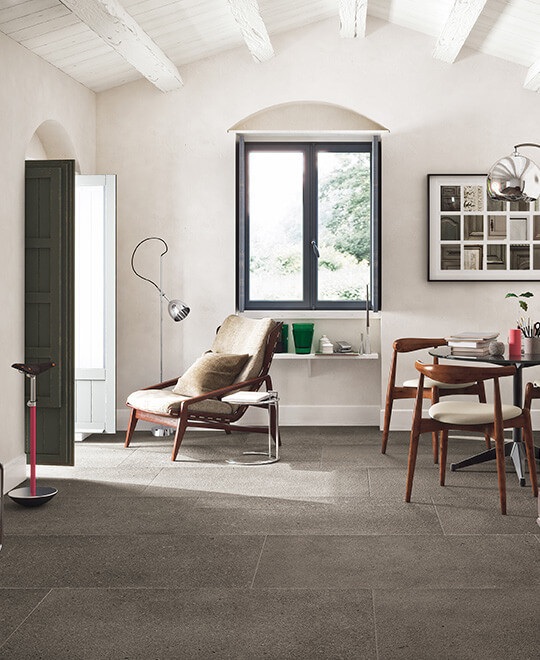 Sicily Dark Grey de Imola