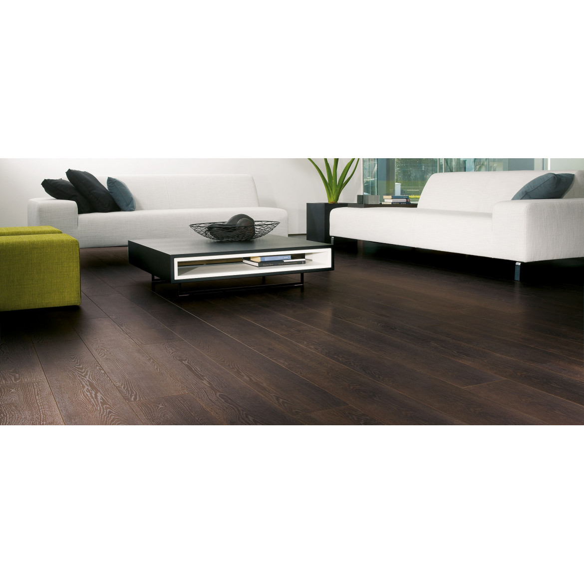 Piso Fotolaminado Blackfired Oak Balterio