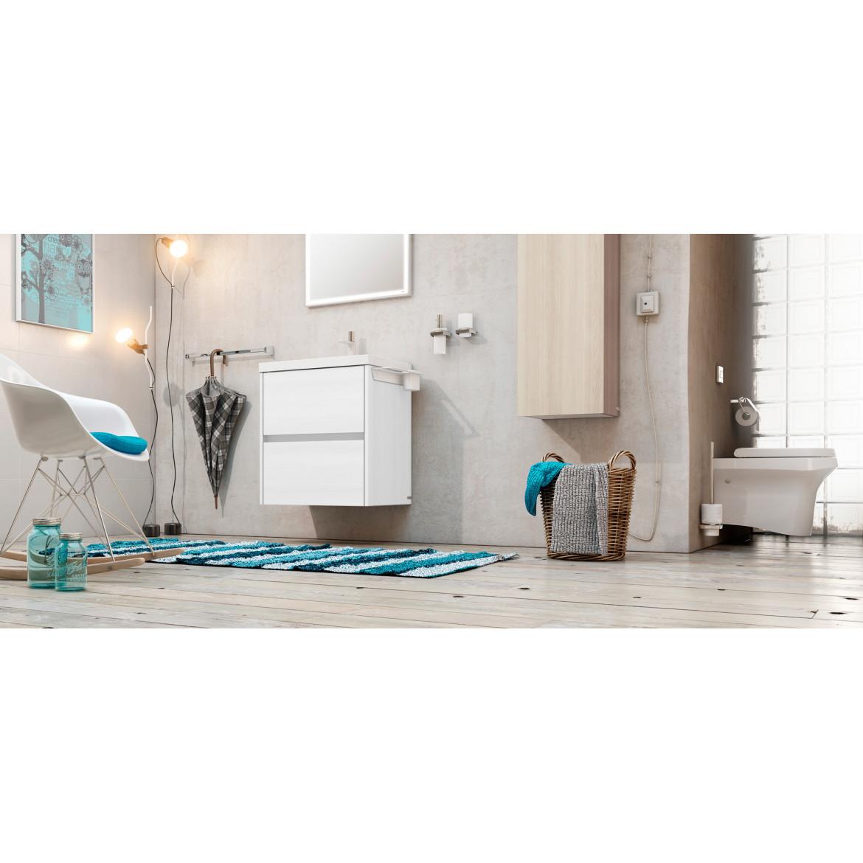 Mueble de Baño Essentials Blanco de  60 cms.