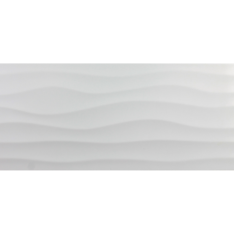 Cerámica Millenium Flow Blanco Brillo Keraben