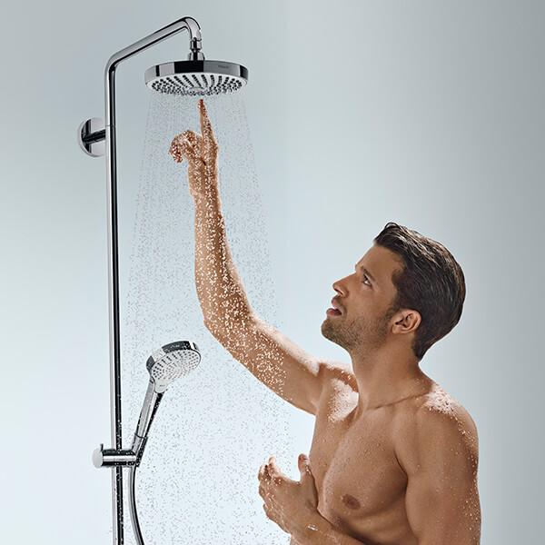 Showerpipe Ducha Budnik