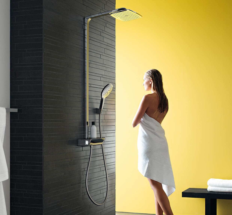 Showerpipe Hansgrohe