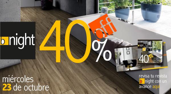 40%OFF bnight Budnik