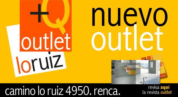 Outlet Lo Ruiz